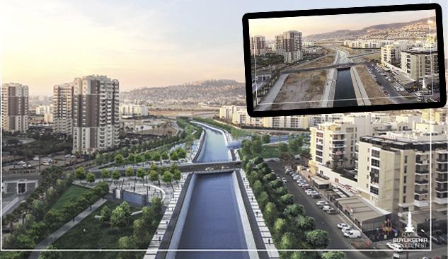 Mavişehir'in 'Hyde Park'ı Olacak!