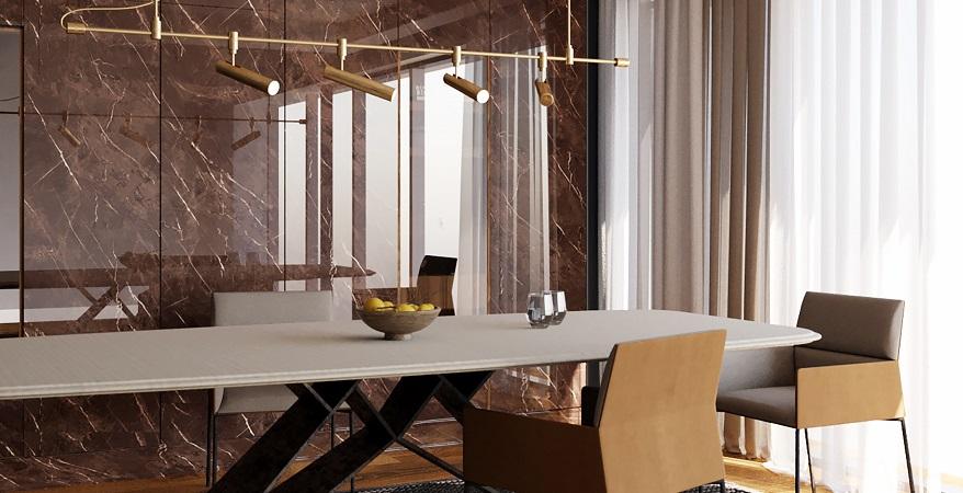 Ev Dekorasyonunda Yeni Trend: Lak Paneller