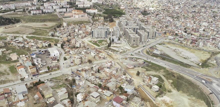 Son 2 Yılda 1 Milyar Liralık Kentsel Dönüşüm Projesi Başladı