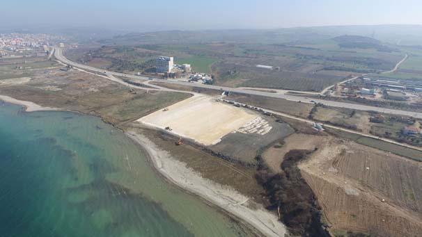Çanakkale Köprüsü'nün Temel Atma Töreni Hazırlıkları Başladı