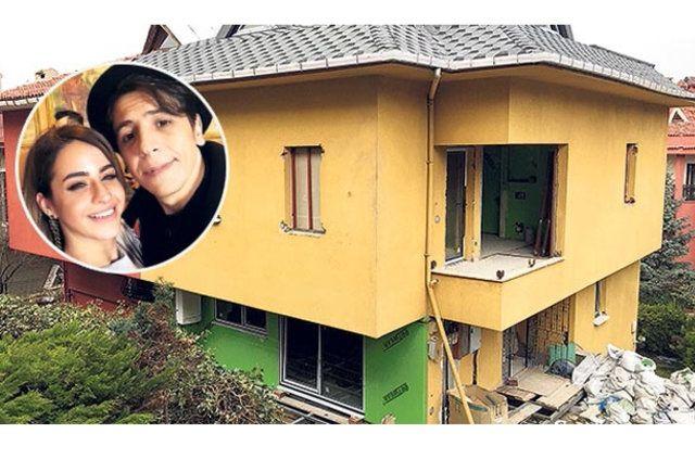Büşra Pekin- Ersay Üner Çifti 2 Milyon Liraya Ev Aldı