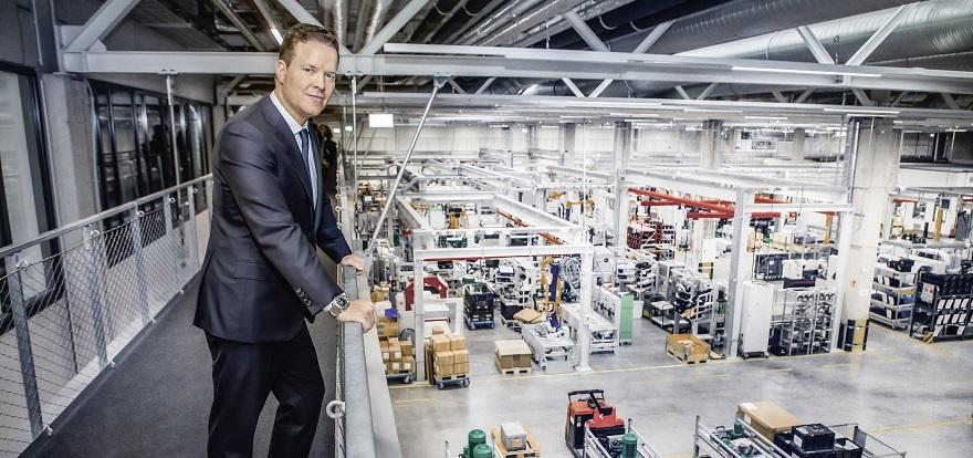 Wilo'nun 300 milyon Euro'luk Yeni Genel Merkezi Açıldı
