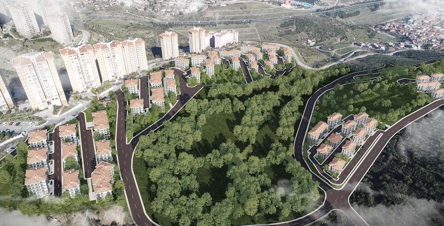 TOKİ'den Karabağlar'a 750 Konutluk Yeni Proje!