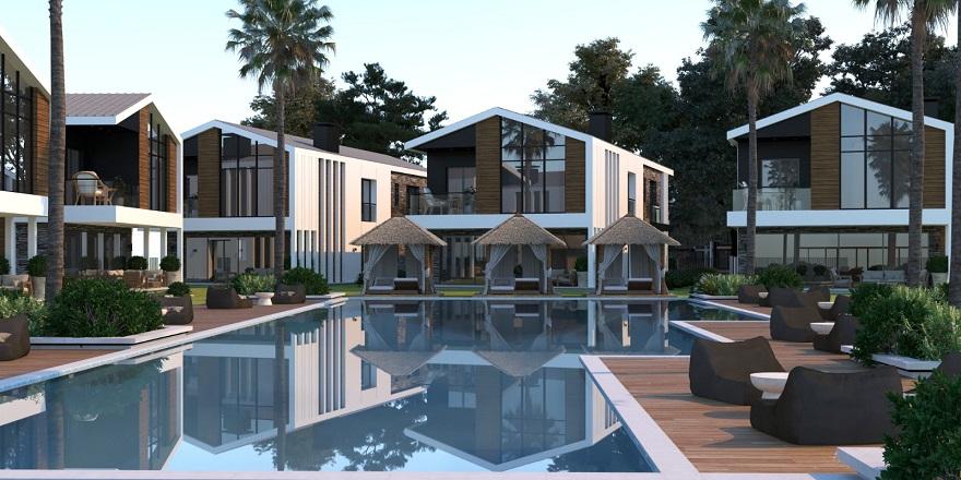 Biva Mimarlık'tan Sasalı'ya Yeni Proje! Nisanda Satışa Çıkacak