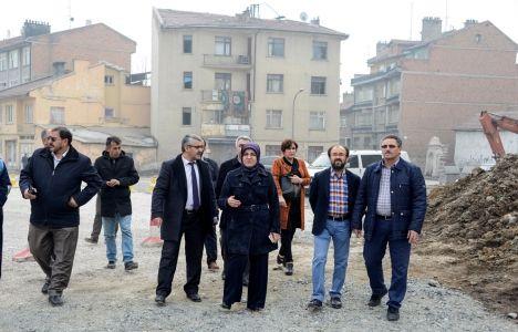 Konya Meram'daki Dönüşümde Bu Yıl İlk Kazma Vurulacak!