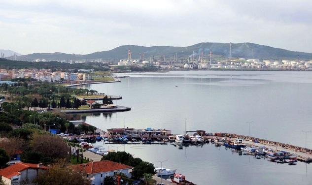 Aliağa Yüksekköy Köyü İmar Planı Askıya Çıktı