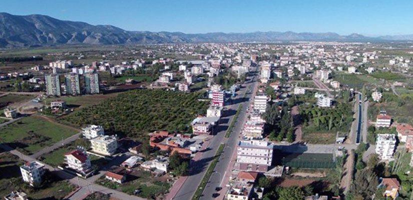 Antalya Döşemealtı'nda 69.2 Milyon TL'ye Satılık 4 Arsa!