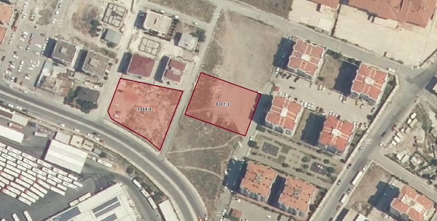 Milli Emlak'tan İzmir'de 25.8 Milyon TL'ye Satılık 8 Arsa