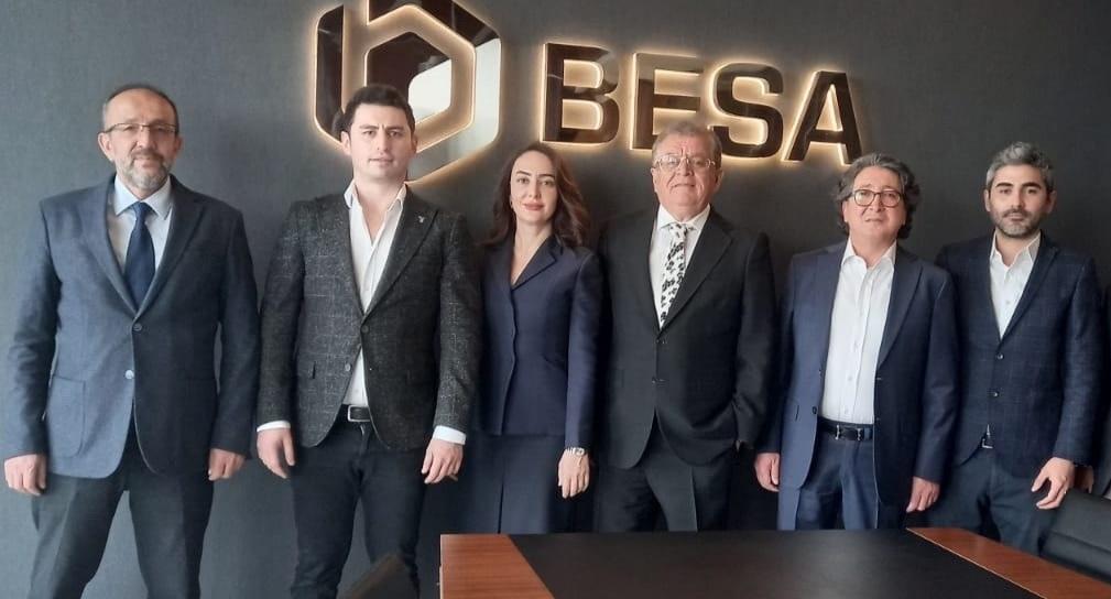 Şule Alp BESA Grup Pazarlama Direktörü oldu