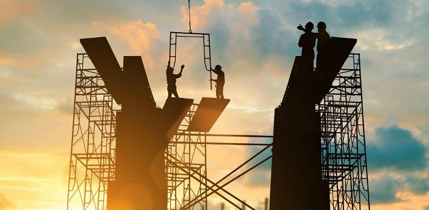 2021'in İlk Çeyreğinde İnşaat Malzemeleri Üretiminde Artış Devam Etti