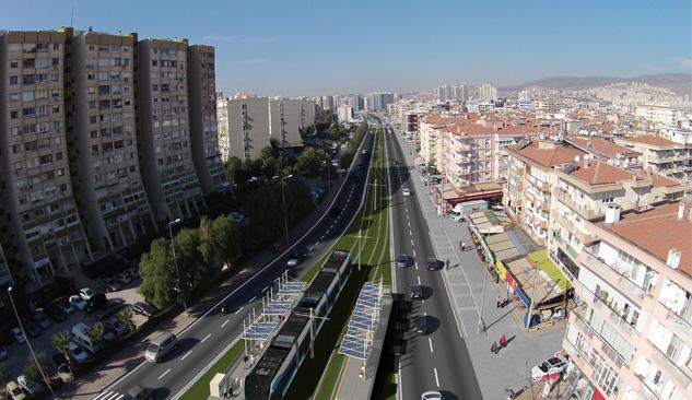 Karşıyaka Tramvayında Yeni Gelişme