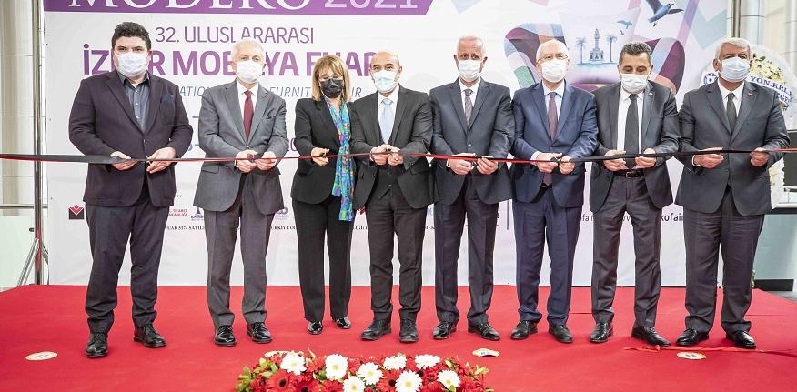 MODEKO İzmir Mobilya Fuarı 32. Kez Kapılarını Açtı