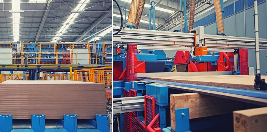 Rekabet Kurulu'ndan 11 MDF Üreticisine 271 Milyon TL Ceza