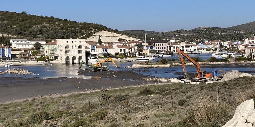 Alaçatı Port'taki İnşaatlar Mahkemelik Oluyor