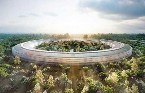 İşte Apple Park'ın Tasarım .Sırrı!