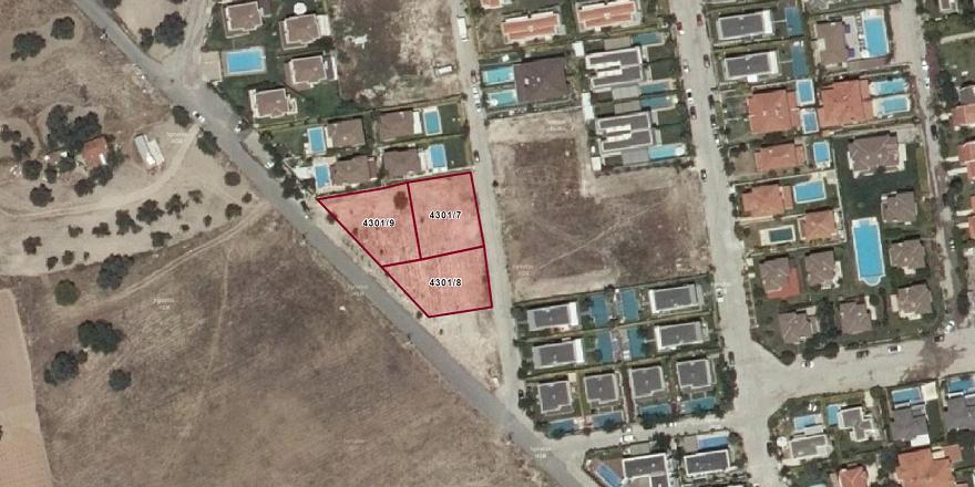 Çeşme Belediyesi Alaçatı'daki 3 Arsayı Satışa Çıkardı