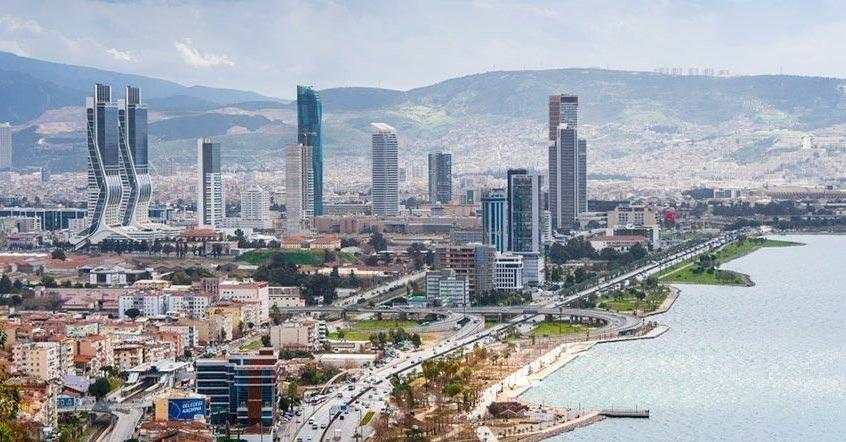 İzmir'de  Konut Satışlarının En Fazla Olduğu İlçeler!