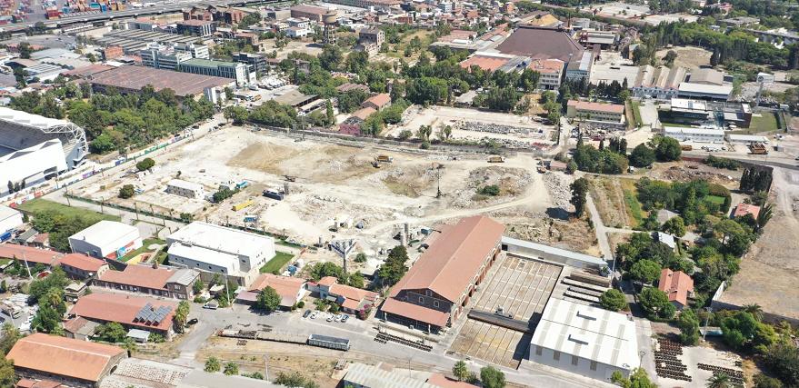 İzmir Valiliği 11 Şantiye İle İlgili Kararını Açıkladı