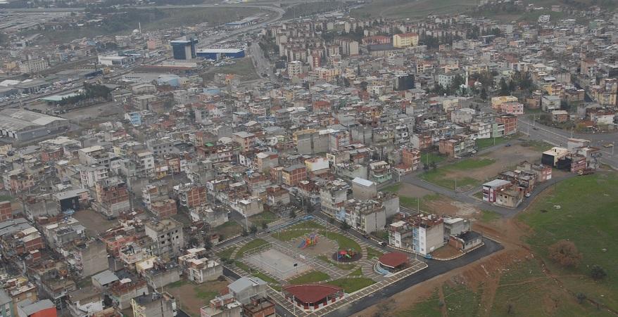 Gaziemir Aktepe-Emrez Mahallesinde Kentsel Dönüşüm Başlıyor