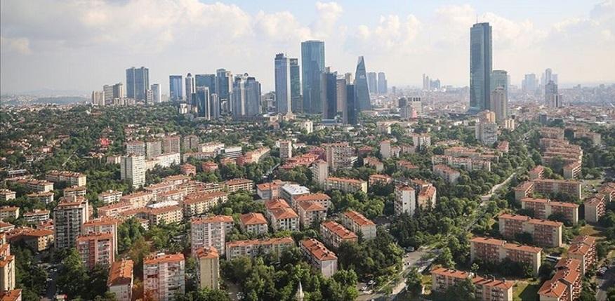 Avrupa'dan Türkiye'ye yapılan konut yatırımının salgın döneminde Arttı