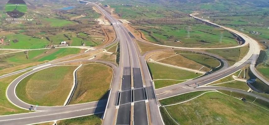 Kuzey Marmara Otoyolu Arazi Fiyatlarını Yüzde 25 Artırdı!