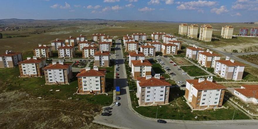 TOKİ'den Kütahya İnköy Mahallesini 454 Konutluk Yeni Proje