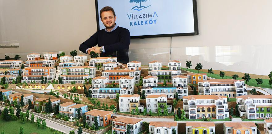 İzmir'e 250 Milyon TL'lik Köy!