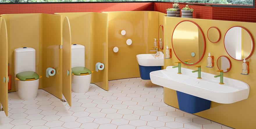 VitrA'nın Sento Çocuk Banyo Koleksiyonu İkinci Kez Ödül Aldı