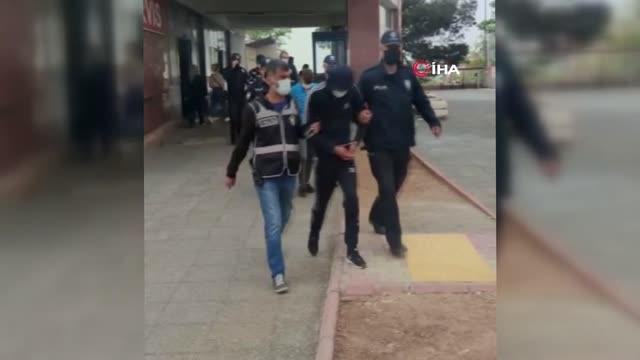 Aynı İnşaatı 3 Kez Soyan 5 Kişi Tutuklandı
