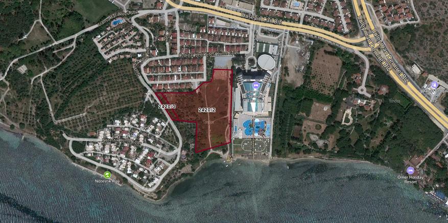 Mistral GYO Kuşadası'nda Denize Sıfır Arsanın Satışını İptal Etti!