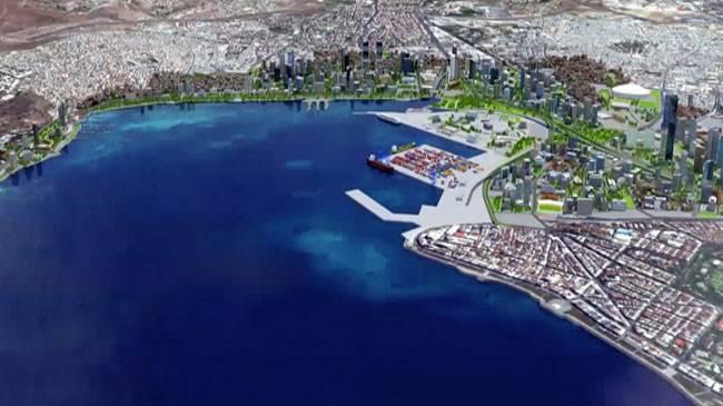 Konak'ın Onay Vermediği Yeni Kent Merkezi Planları Büyükşehir'de Görüşülecek