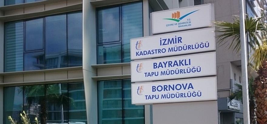 İzmir Valiliği'nden Tapu Müdürlükleri İçin Yeni Karar: Kapatıldı!