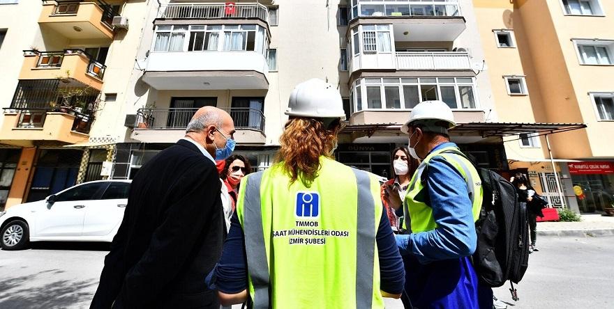 Türkiye'nin En Kapsamlı Yapı Stoku Envanteri Çalışması İzmir'de Başladı