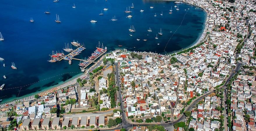 Ege ve Akdeniz'de Müstakil Konut ve Arsa Fiyatları 5 Kat Arttı