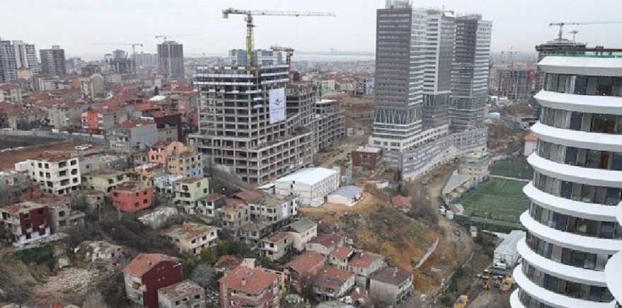 Fikirtepe'de Kentsel Dönüşüm Resmen  Başladı