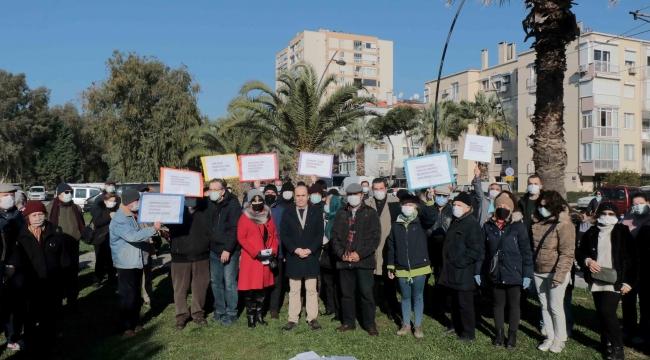 Karşıyaka Emlak Bankası Konutları İmar Planlarına Yapılan İtirazlar Reddedildi
