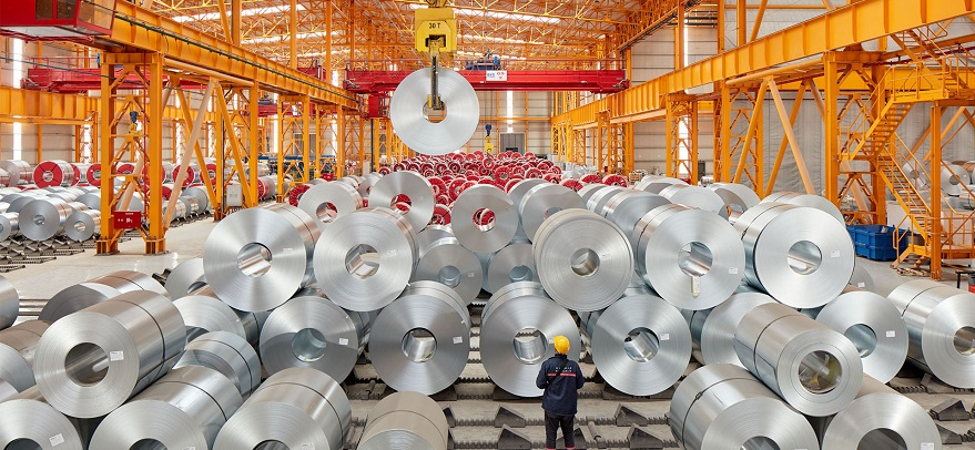 Türkler Avrupa'da Çelik Fabrikalarını Satın Alıyor