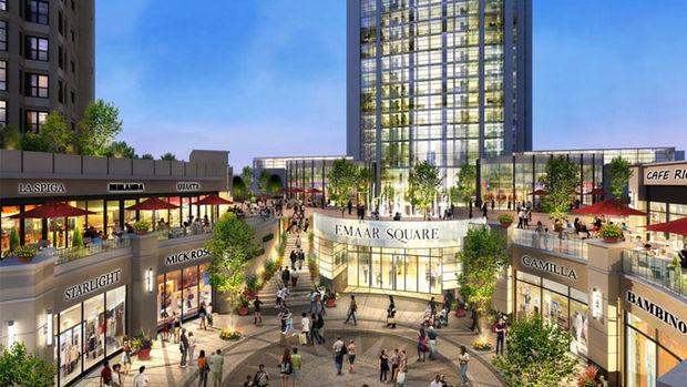 Emaar Square Mall Nisan'da Açılacak!