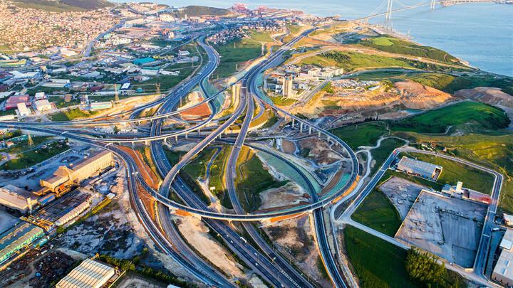 Kuzey Marmara Otoyolu'nun Tamamı Açılıyor!