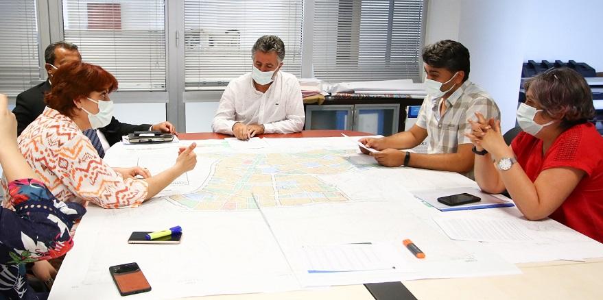 Bayraklı'da 60 Hektarlık Alanın Plan Çalışmaları Devam Ediyor