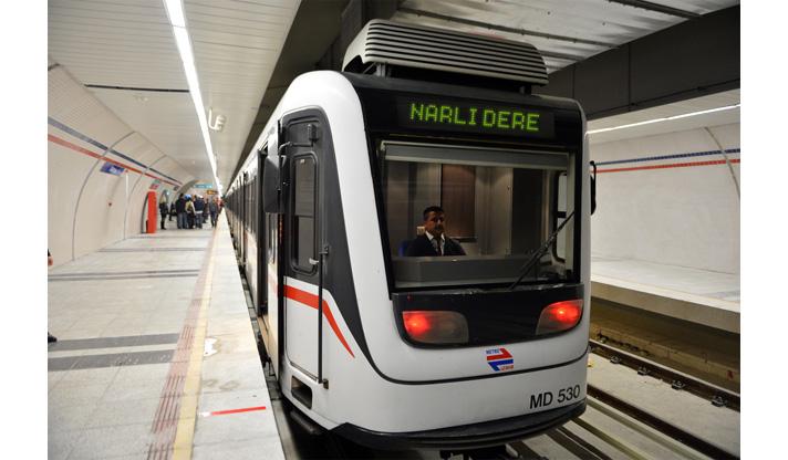 Narlıdere Metrosu İçin 814 Milyon Lira Kredi Kullanılacak!