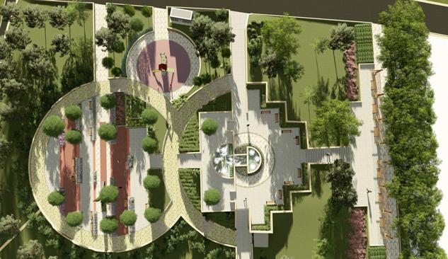 Çiğli Egekent Sadık Ahmet Parkı İnşaatı Başladı