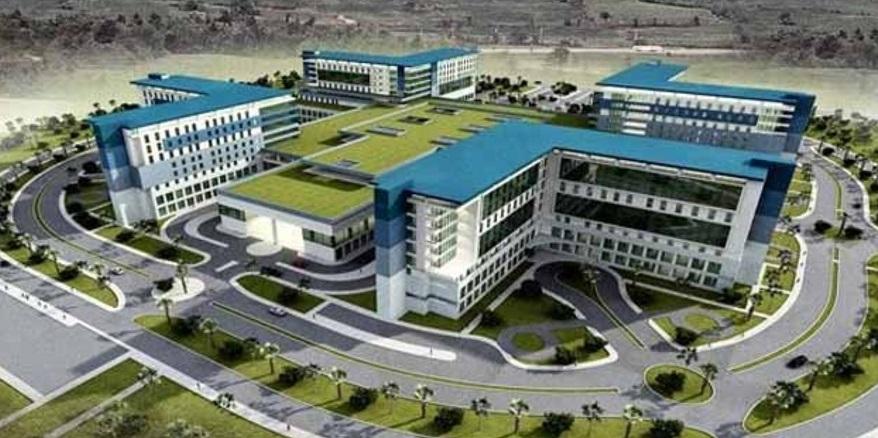 Sakarya Şehir Hastanesi'nin İhalesi Yapıldı