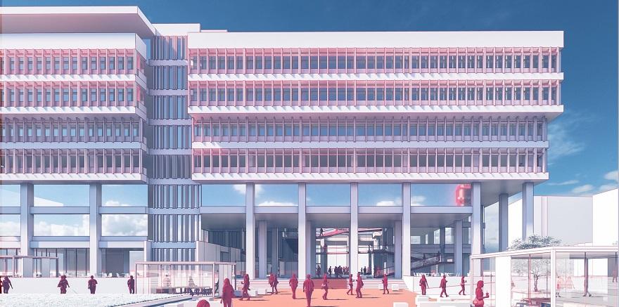 İzmir Büyükşehir Binası Yarışmasının Kazananı Belli Oldu