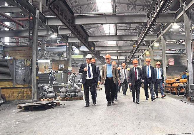 Aliağa Organize Sanayi Bölgesi 5 Milyon Metrekare Büyüyecek