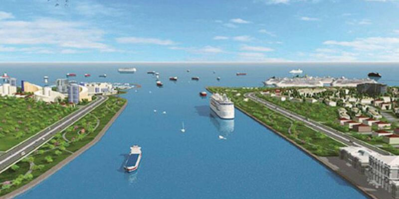 Kanal İstanbul'un Temeli 26 Haziranda Atılıyor