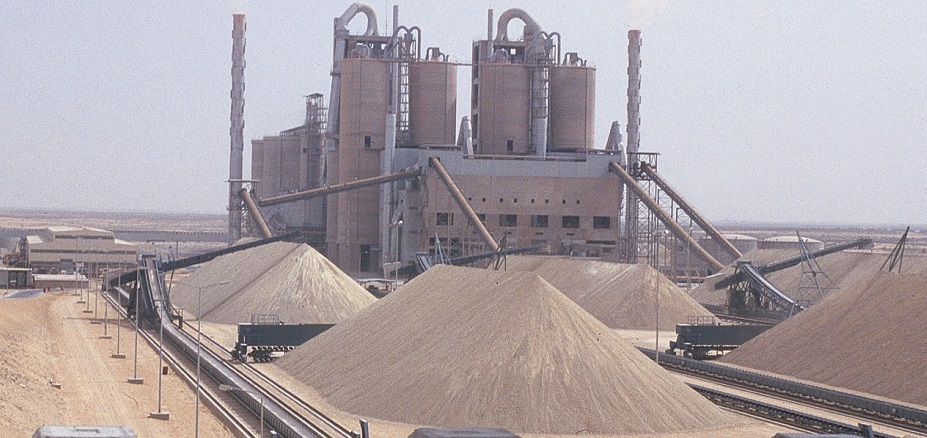 Ticaret Bakanı Çimento Fabrikalarının Sahipleriyle Görüştü