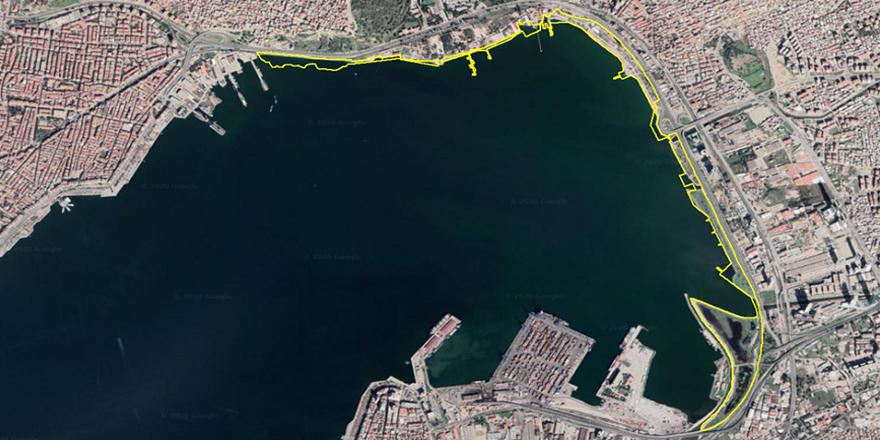 Bayraklı Sahilinde Ticari Yapıların İnşasına İzin Veren Planlar Onaylandı