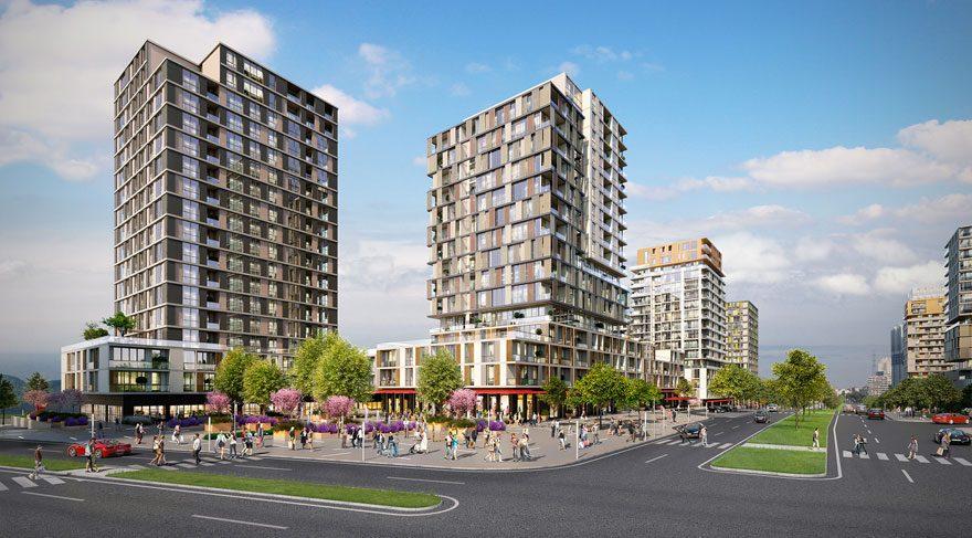 İstanbul'da Markalı Konut Yüzde 14 Arttı
