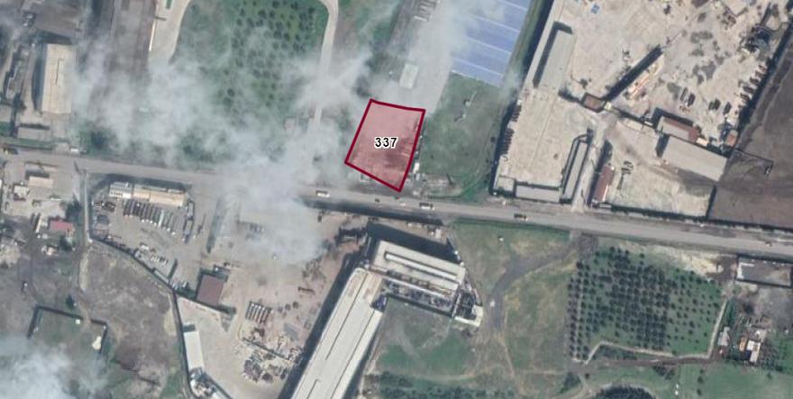 Aliağa Belediyesi'nden 6.4 Milyon TL'ye Satılık Arsa